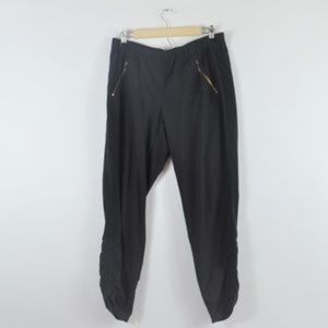 Athleta yoga active wear athletic pants black 12